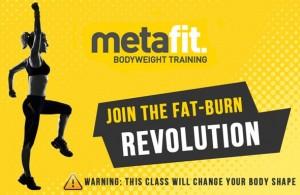 Fitness Classes Glasgow - Metafit